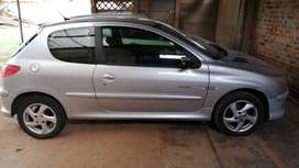 2005 Quicksilver Peugeot 206 Hatchback