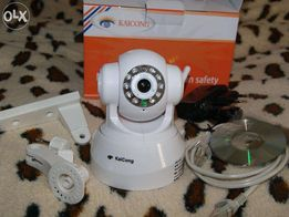 WI-FI IP камера kaicong SIP1602W,(поворотная)
