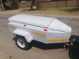 Trailer in good condition
