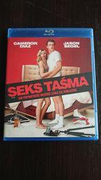 Film Blu-ray Sex Taśma - Sex Tape, okazja, tanio, śląsk