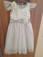 Нарядное платье на 3-5 лет и обувь
