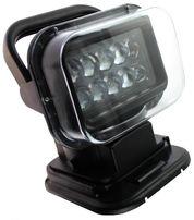 Lampa robocza 10 LED warsztatowa obrotowa 50W 12/24V
