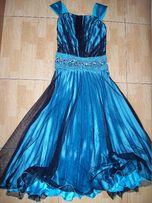 Sukienka standard taniec towarzyski 146-158