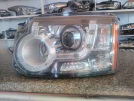 Land rover discovery 4 headlight
