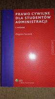Prawo Cywilne. Kodeks + podręcznik + kodeks rodzinny i opiekuńczy