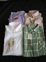Рубашка на мальчика размер 34