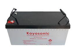 Akumulator Żelowy Koyosonic NPG200Ah silnik łódka solar
