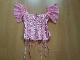 Gorset LIVIA Corsetti roz. M