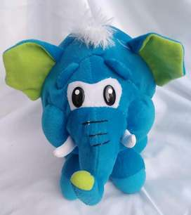 Unisex Roundables Ellie Elephant Plush Toy