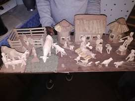 Wood carving sculptures for sale