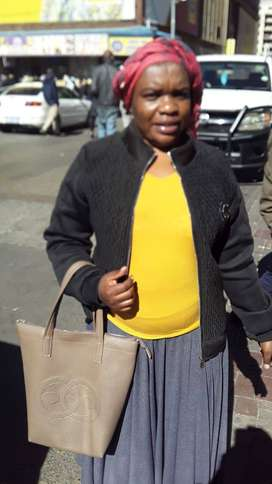 Excellent maid,nanny from Zim with refs and 8 yrs exp needs stay in