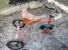 Трехколесный велосипед ссср