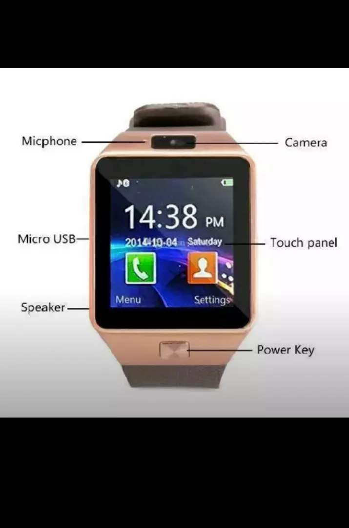 Bluetooth smart watch 0