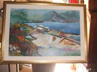 Image of Framed Painting