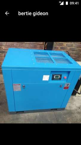 Brand New screw compressor