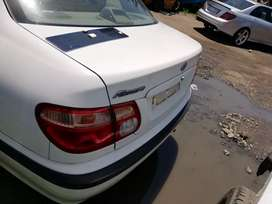Nissan Almera Manaul stripping for parts