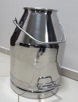 Bańka do mleka 25 l, kana, konwia