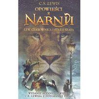 Nowa lektura opowiesci z Narnii lew,czarownic i stara szafa