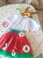 Продам Украинский костюм на девочку