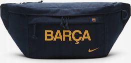 NIKE FC Barcelona duża NERKA saszetka torba