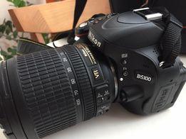 Объектив Nikon и фотоаппарат 18-105 комплект фототехники
