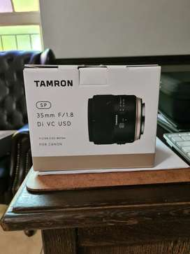 Tamron lens for Canon 35mm F1.8