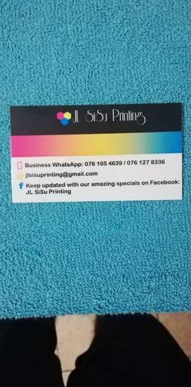 Business cards special