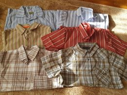 Koszula koszule zestaw 122cm