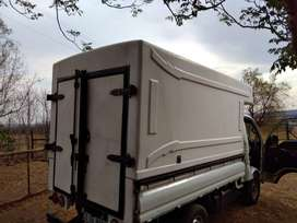 Courier canopy for Kia K2700 or Hyundai H100