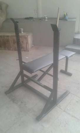 New heavy duty benches made to your order