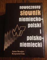 Nowoczesny słownik niemiecko-polski i polsko-niemiecki