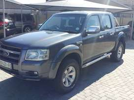 2008 FORD RANGER 3.0 TDCi A/T D/CAB WITH 310000km