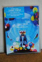 Take That*The Circus Live/DVD