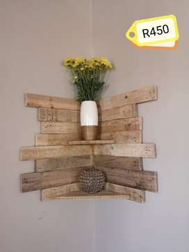 Beautifully Handmade Pallet items for sale
