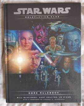 Star Wars Rpg Rule book