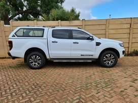 2019 Ford Ranger Wildtrak D/C 2.0 BiTurbo with canopy