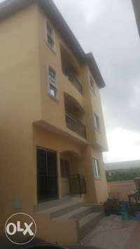 Brand new 2bed flat in estate Ajah 0