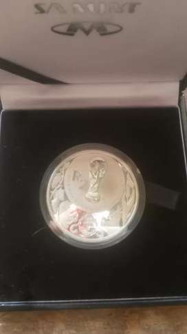 Fifa proof coin