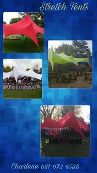 Image of Stretch tents