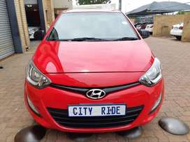 Hyundai i20 (Face Lift) Year Model :2013 Engine :1.2ltr Mileage :95000