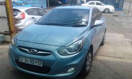2012 Hyundai Accent 1.6 for sale