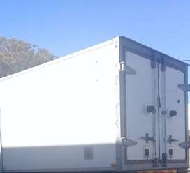 INSULATED 1.2 TON TRUCK FOR  HIRE