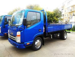 Автомобиль грузовой JAC N56