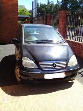 Mercedez Benz A168 For Sale