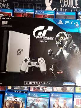 Playstation 4 (Ps4) limited edition 1tb grand turismo console
