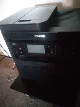 Canon 4 in one isensys mf217w