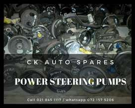 Power steering pumps for sale for most vehicles make and models.