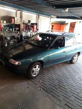 I got a opel astra estate for sale or swop for moyorbike 1100cc
