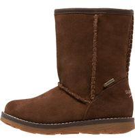 Сапоги Superfit угги EMMA Winter boots dark brown стелька 18,7 см