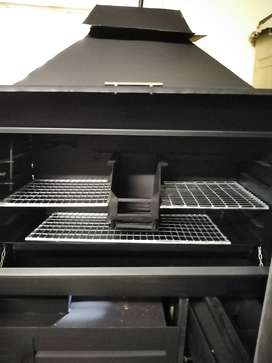 FIREPLACES AND BRAAI STANDS